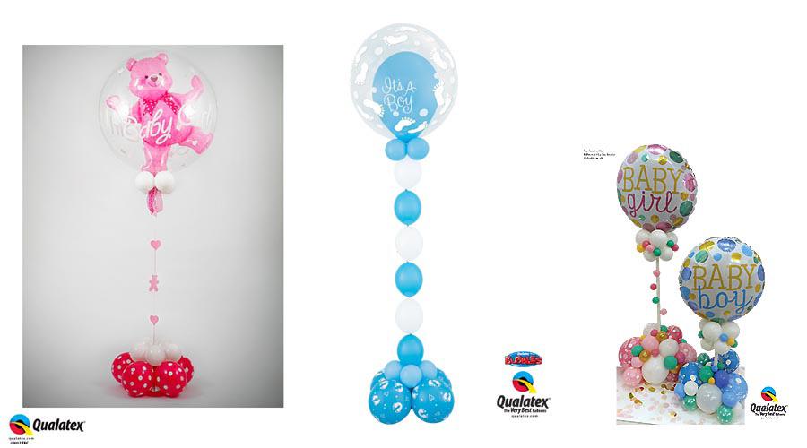 ballongdekoration-babyshower