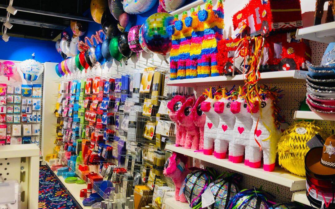 Partyland växlar upp och öppnar tre nya butiker under våren 2021