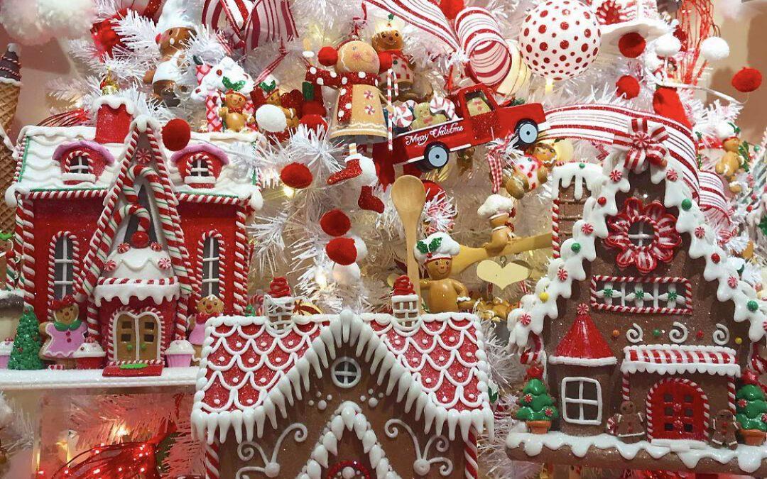Partyland etablerar exklusiv julbutik